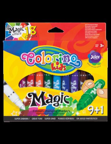 Flamastry Magic zmieniające kolor 10...