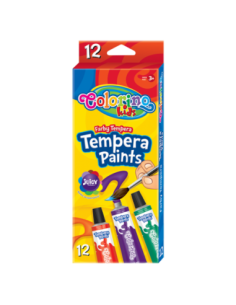 Tempera Paints in Tubes...