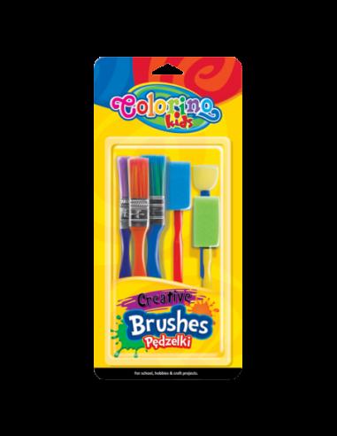 Creative Brushes 6pcs