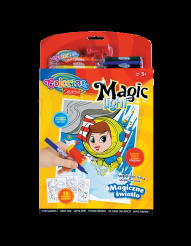 Magic Light Book