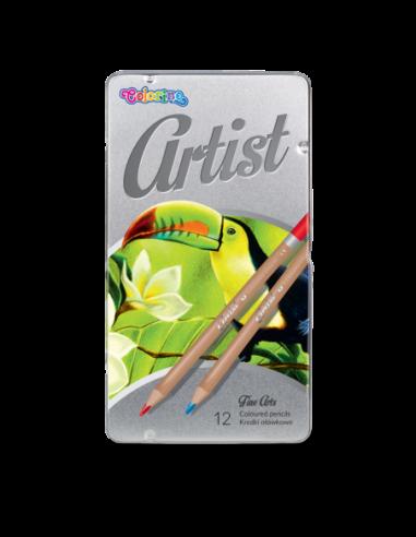 Kredki ołówkowe Artist 12 kolorów,...