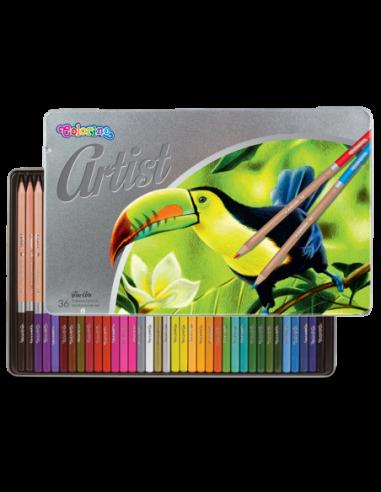 Kredki ołówkowe Artist 36 kolorów,...