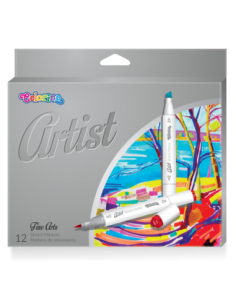 Artist Sketch Markers 12...
