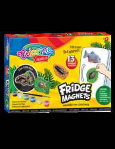 Plaster Fridge Magnets