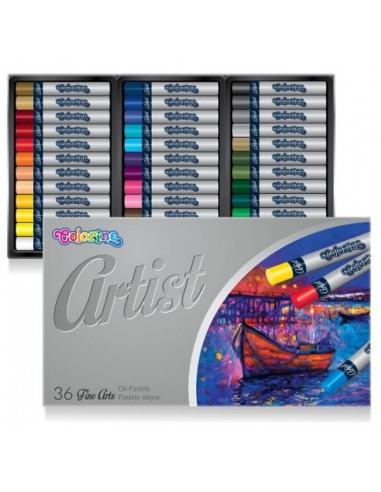 Pastele olejne Artist 36 kolorów