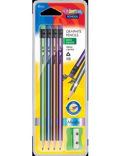 Triangular Pencils HB +...