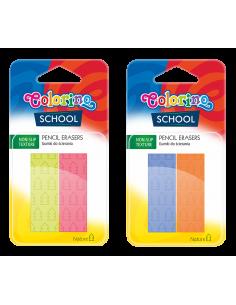 Pencil Erasers 2pcs