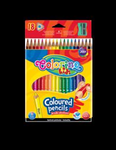 Triangular Coloured Pencils...