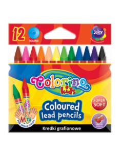 Coloured Lead Pencils 12...