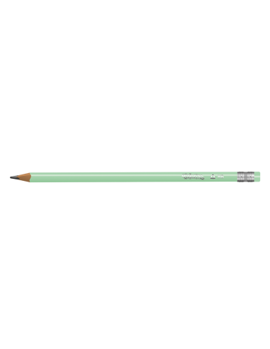 Graphite Pencils with eraser