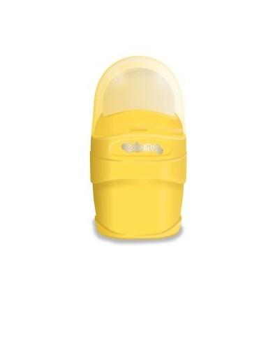 Temperówka z gumką 2w1