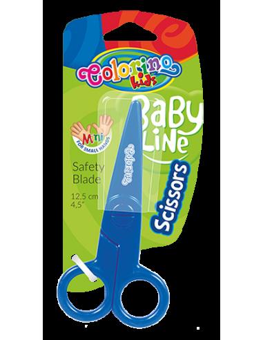 Nożyczki plastikowe 12,5 cm