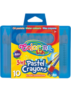 Twistable Crayons 10 colours